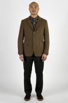 Manuel Mendoza Vancouver Bespoke Cashmere Men's Blazer