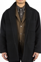 Manuel Mendoza Vancouver Bespoke Wool Men's Jacket